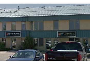 Red Deer hvac service Comfortec Heating & Air Conditioning Ltd.