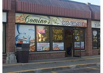 Whitby pizza place Cominos Pizza & Wings