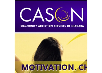 St Catharines addiction treatment center Community Addiction Services of Niagara