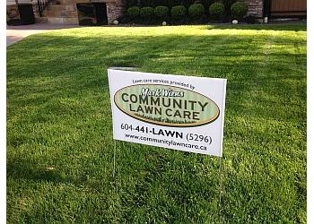 Vancouver lawn care service Community Lawn Care