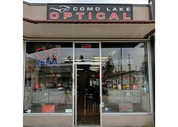 Coquitlam optician Como Lake Optical