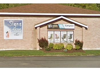 Sault Ste Marie sign company Compass Imaging Group & sign system