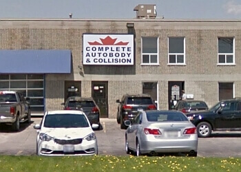 Oakville auto body shop Complete Auto Body & Collision