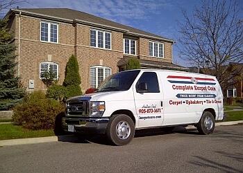 Halton Hills carpet cleaning Complete Karpet Care