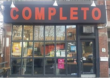 Toronto sandwich shop Completo