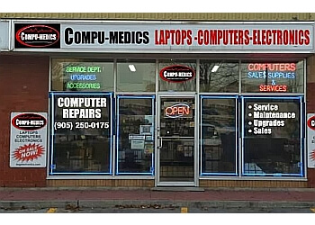 Pickering computer repair Compu-Medics Computers