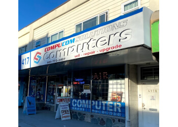 New Westminster computer repair Compucom Solutions
