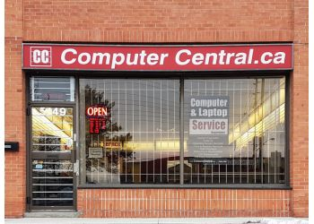Mississauga computer repair Computer Central Canada