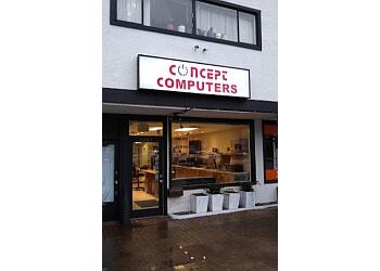 North Vancouver computer repair Concept  Computer
