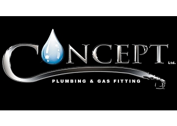 Medicine Hat plumber Concept Plumbing & Gas Fitting Ltd.