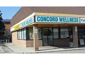 Vaughan massage therapy Concord Wellness