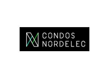 Montreal home builder Condos Nordelec