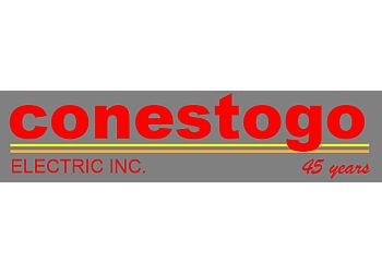 Kitchener electrician Conestogo Electric Inc.