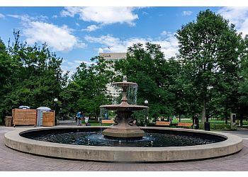 Ottawa public park Confederation Park