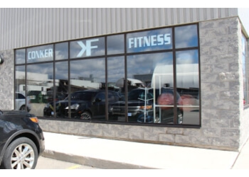 Oakville gym Conker Fitness