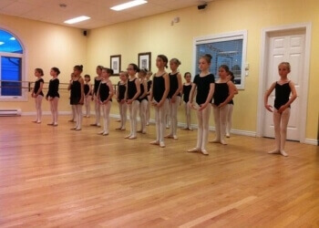 St Johns dance school Connie Parsons School of Dance