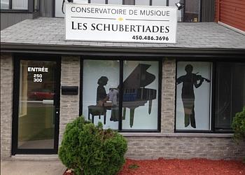Brossard music school Conservatory Of Music Les Schubertiades