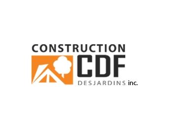 Mirabel home builder Construction CDF Desjardins Inc.