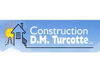 Trois Rivieres home builder Construction Dm Turcotte