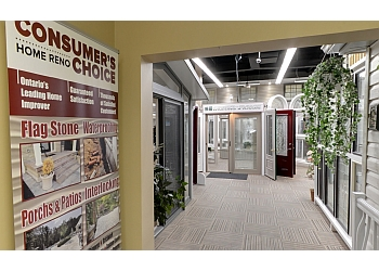 Toronto window company Consumer's Choice Windows & Doors