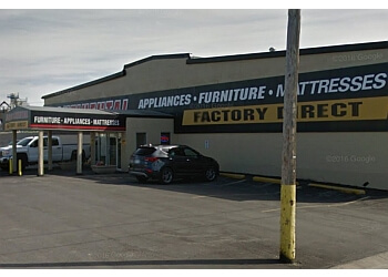 Regina furniture store Continental Furniture, Appliance & Mattresses