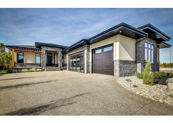 Sherwood Park home builder Contrast Homes Inc.