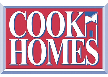 Waterloo home builder Cook Homes, Ltd.
