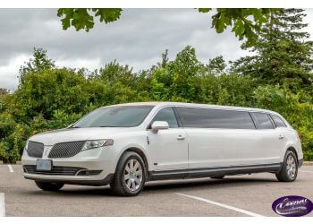 Ajax limo service Coopers Limousines