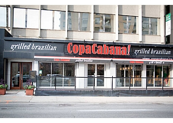 Toronto steak house Copacabana Grilled Brazilian