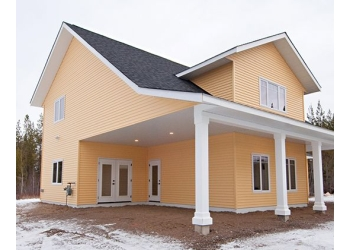Prince George home builder Copper Falls Custom Homes