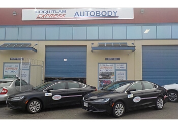Coquitlam auto body shop Coquitlam Express Auto Body