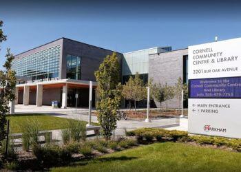 Markham recreation center Cornell Community Centre