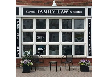 Markham estate planning lawyer Cornell Family Law & Estates