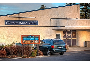 St Albert wedding planner Cornerstone Hall