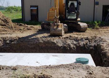 Niagara Falls septic tank service Cosby Septic & Excavating Services Ltd.