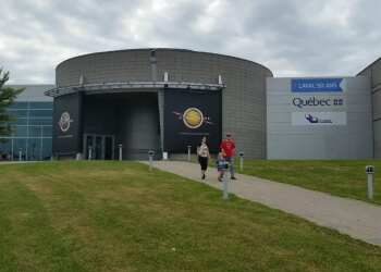Laval places to see Cosmodome