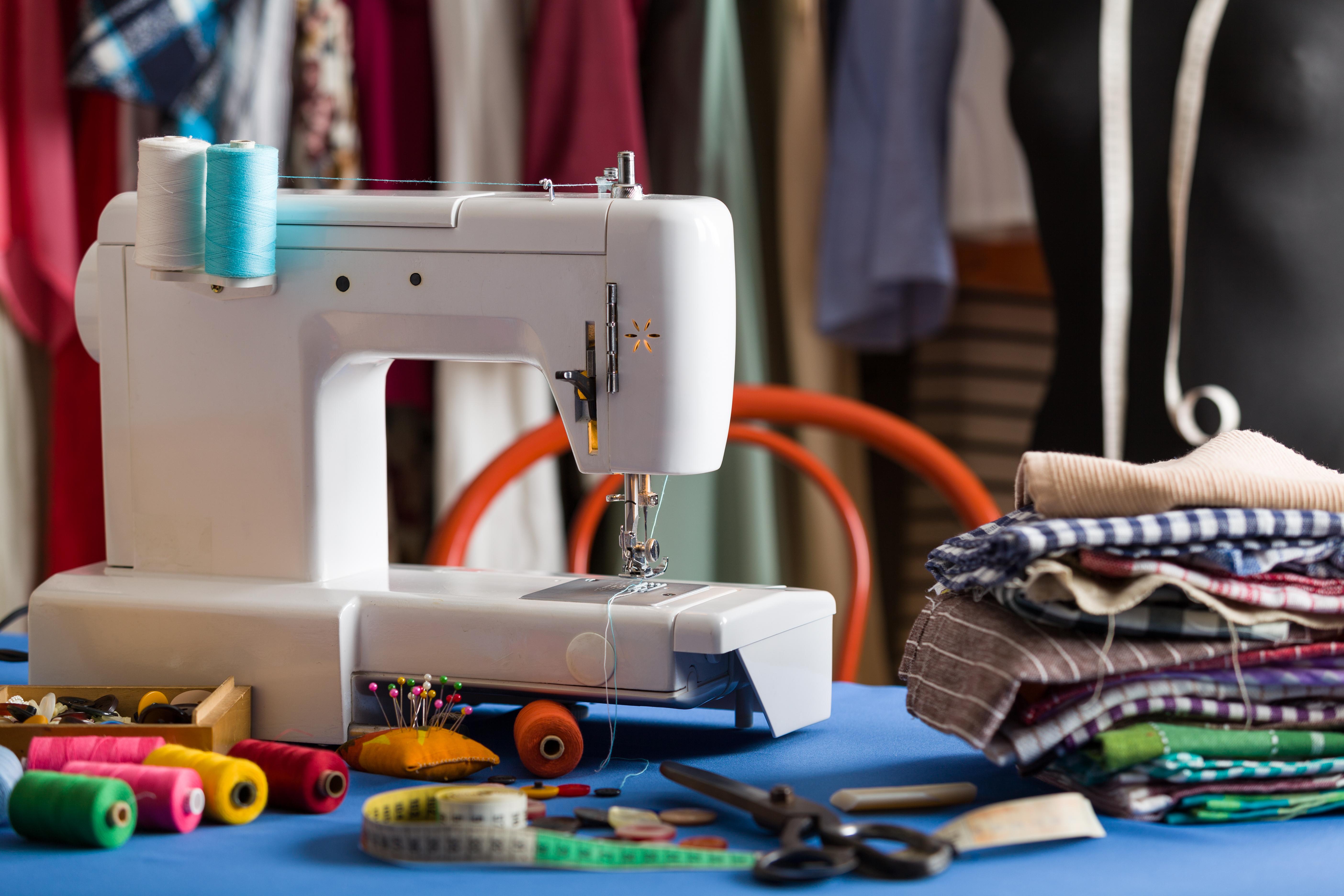 Markham sewing machine store Cosmos Sewing Machine Co