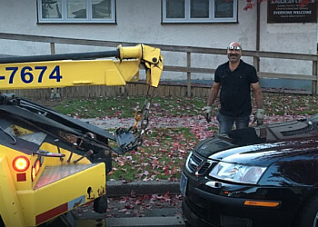 Vancouver towing service Cost Less Towing