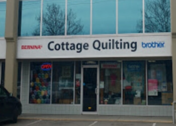 Kelowna sewing machine store Cottage Quilting Ltd.
