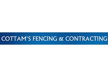 Calgary fencing contractor Cottam's Fencing & Contracting