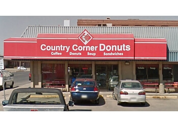 Regina bagel shop Country Corner Donuts
