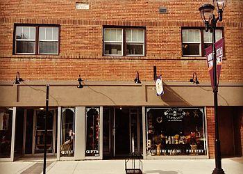 Red Deer gift shop Country Cupboard