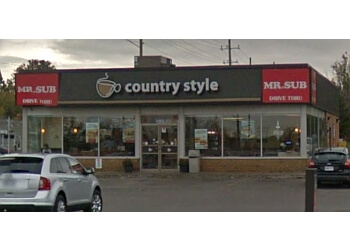 Barrie bagel shop Country Style