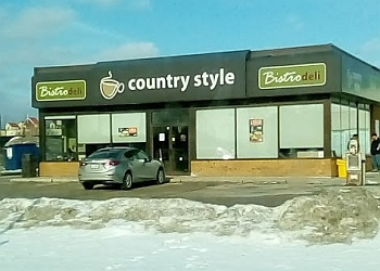 Orillia bagel shop Country Style