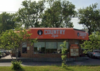 Sudbury bagel shop Country Style