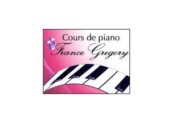 Dollard des Ormeaux music school Cours de Piano France Gregory