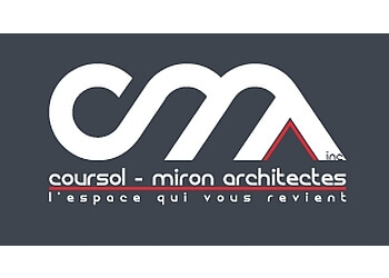 Mirabel residential architect Coursol-Miron Architectes