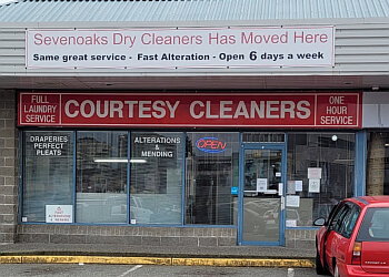 Abbotsford dry cleaner Courtesy Cleaners