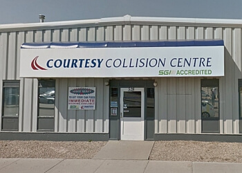 Regina auto body shop Courtesy Collision Centre