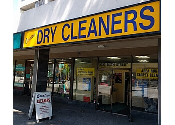 New Westminster dry cleaner Courtesy Dry Cleaners